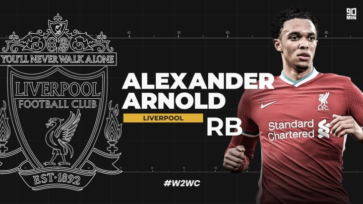Trent Alexander-Arnold features in 90min's Welcome to World Class series as one of the game's best right backs