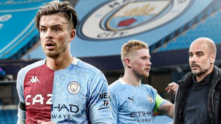 Manchester City aura une équipe très compétitive avec Jack Grealish.