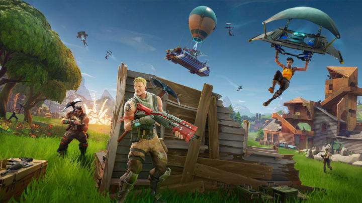 How much do you need to harvest to complete the Stockpile Punch Card in Fortnite?