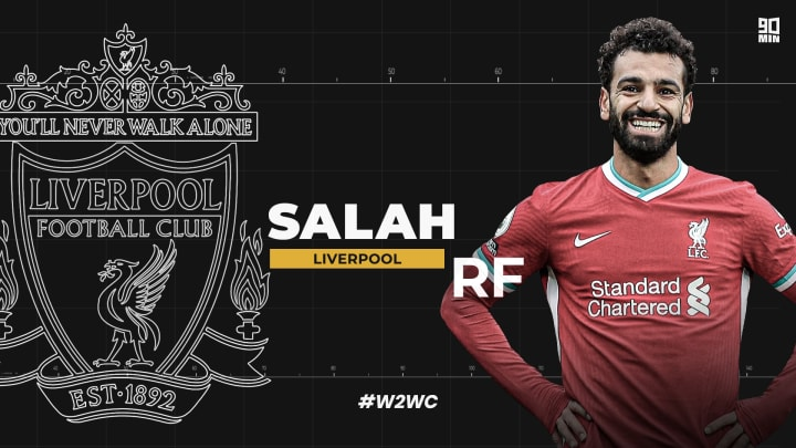 Mohamed Salah has been one of the top footballers on the planet for a long time now