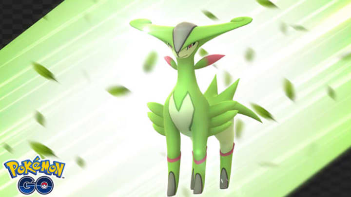 Virizion is back in Pokémon Go for one week until Tuesday, May 19. Team up with other trainers and employ Flying type Pokémon to take it down.