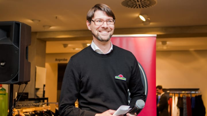 Sascha Glunk, Freiburgs Pressesprecher