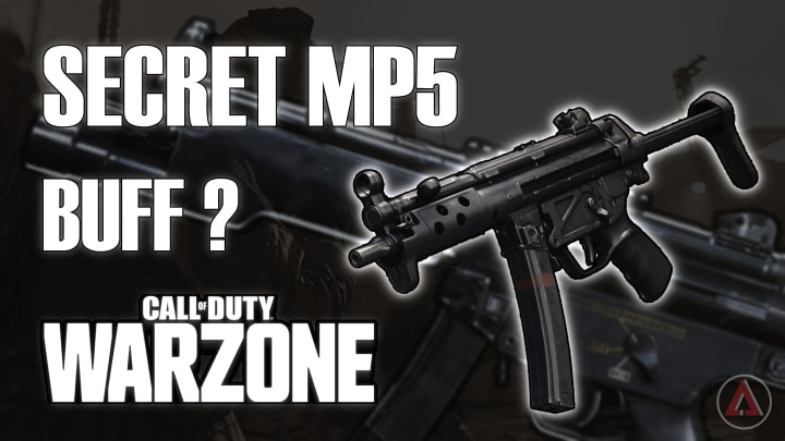The MP5 received an unannounced buff with the latest Call of Duty (COD): Warzone patch for Season 5.