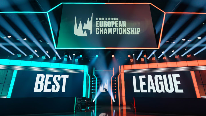 The first week of the 2021 LEC Spring Split saw a peak viewership of about 574,000.
