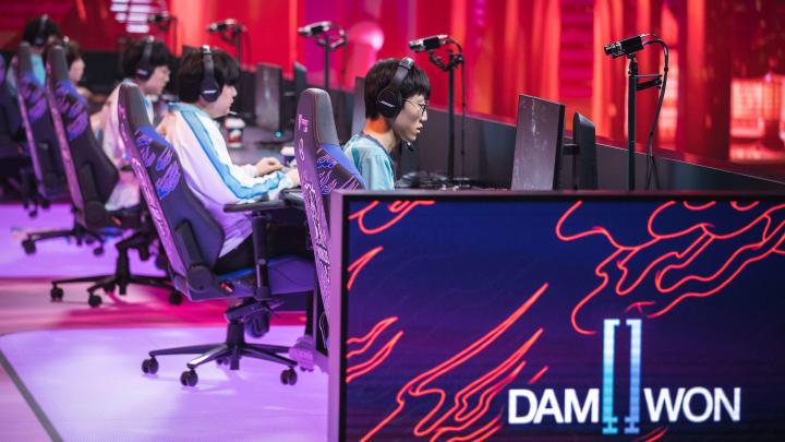 G2 Esports vs DAMWON Gaming