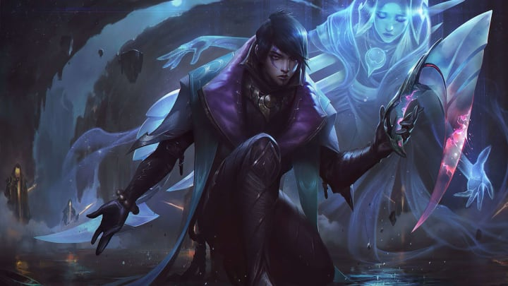 Aphelios receives nerfs in League of Legends Patch 10.6, set for a Wednesday release.