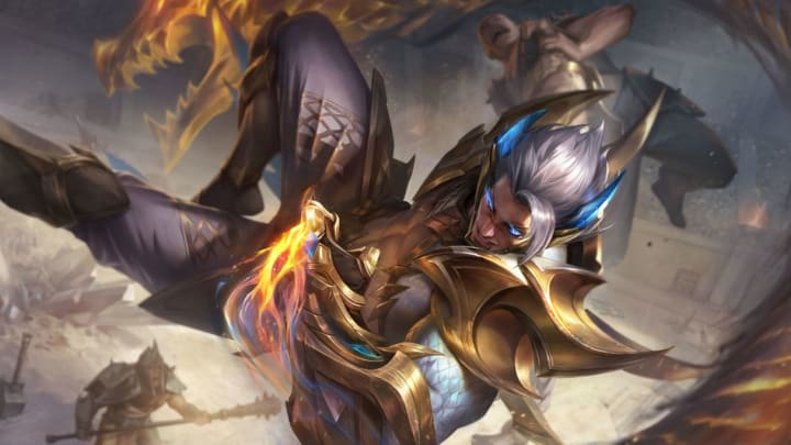 League of Legends Worlds Pass 2020 is here, with some colorful skins and love for one of League's most popular bruisers, Sett.