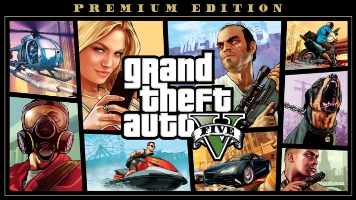 The Epic Games stored crashed Thursday as users attempted to claim GTA V for free.