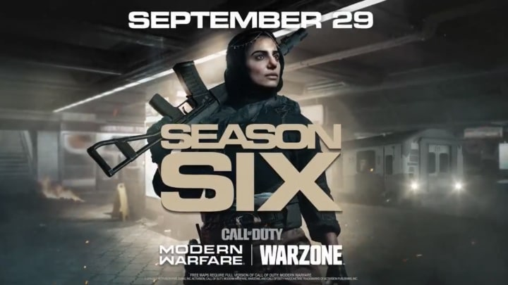 Warzone's assualt rifle tier list for October 2020 has some slight changes since September's.