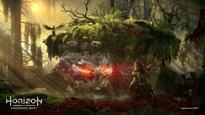 A new job listing has appeared on Guerrilla Games' career page, prompting speculation concerning the development of a Horizon Forbidden West MMO.