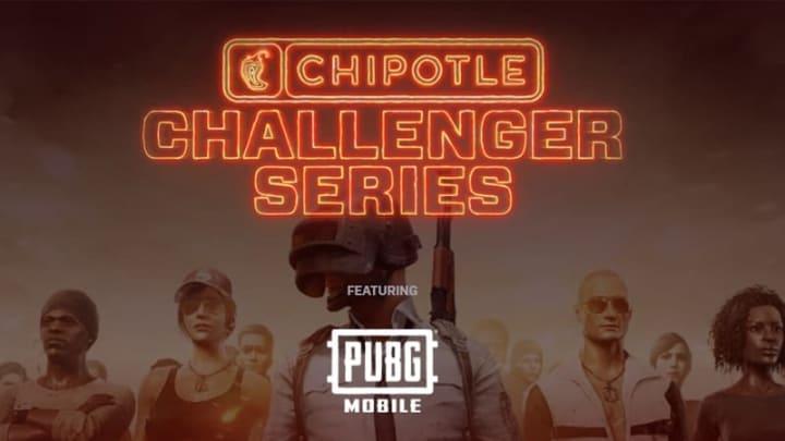 Chipotle Challenger Series PUBG Mobile
