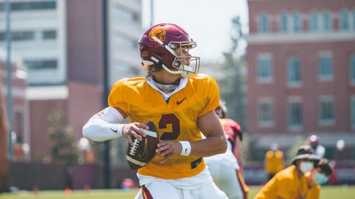 Jaxson Dart, USC Football