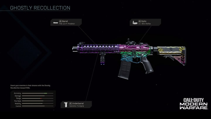 A wild new look for the M4A1