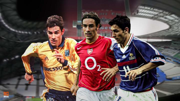Robert Pirès, légende d'Arsenal. Le champion du monde français est aujourd'hui consultant Canal + et pour le groupe M6.