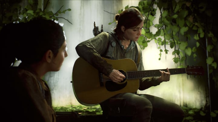 The Last of Us Part II received more nominations than any other game.