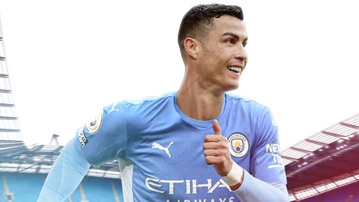 Cristiano Ronaldo bientôt à Manchester City ?
