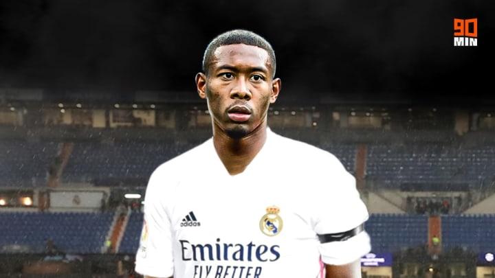 El Real Madrid rompe el mercado y cierra a David Alaba por 4 años