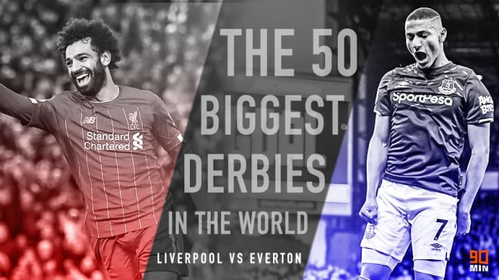 Liverpool Vs Everton The Friendly Derby That Is More Important Than Just Football