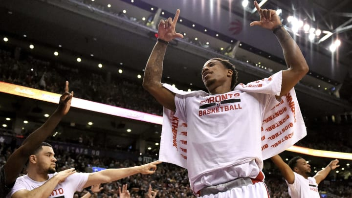 Norman Powell | The Players' Tribune