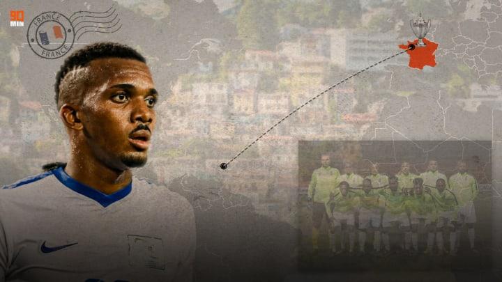 Coupe de France : Club Franciscain, le Petit Poucet étendard du football d'outre-mer