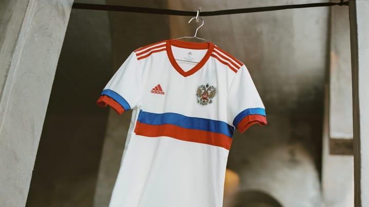 It's a Russian flag - get it?