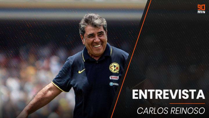 Entrevista exclusiva con Carlos Reinoso