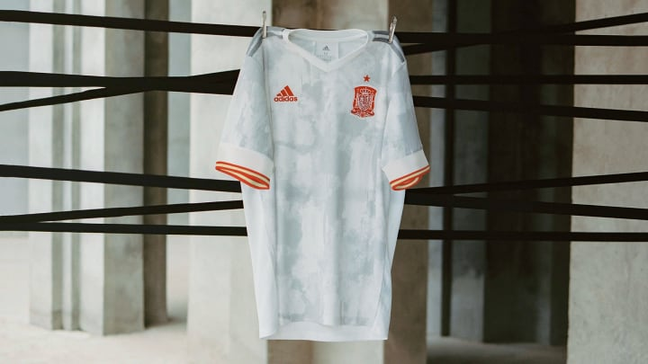 Spain's shirt has divided opinion