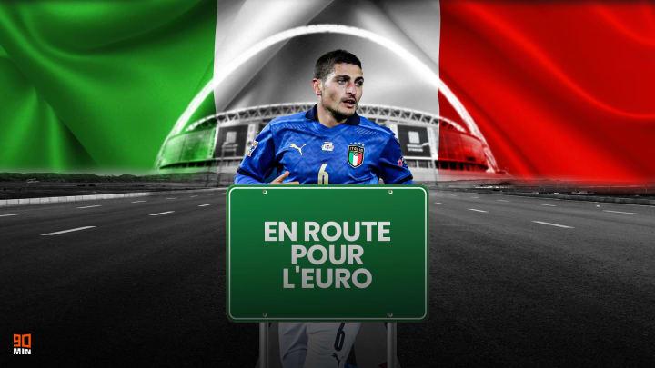 Marco Verratti sera le leader technique de cette Squadra Azzurra.