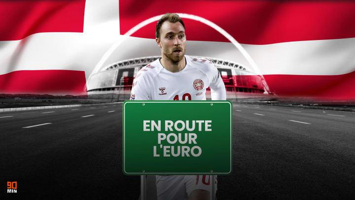 Christian Eriksen est la star du Danemark.
