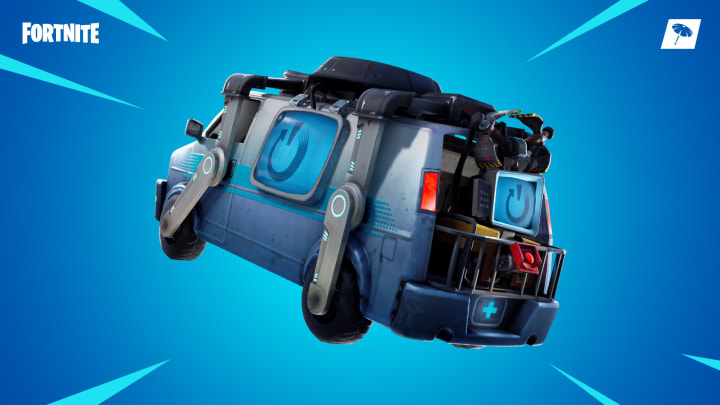 Fortnite players are claiming that the Fortnite V14.00 update brought faster cooldown times and other changes to Reboot Vans.