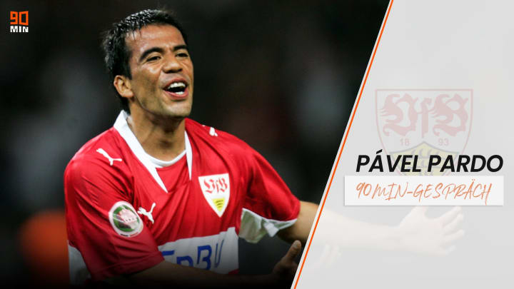 Pavel Pardo feierte mit dem VfB Stuttgart 2007 die deutsche Meisterschaft