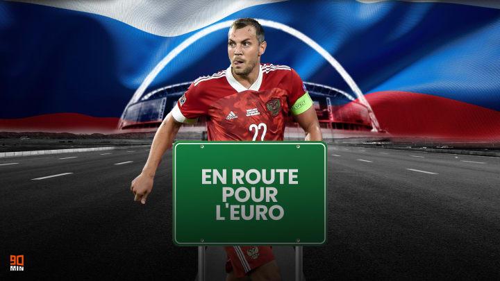 Artem Dzyuba est la star et capitaine de cette sélection.