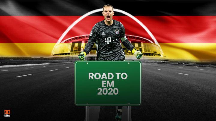 Manuel Neuer ist der Anführer der Nationalmannschaft bei der EM