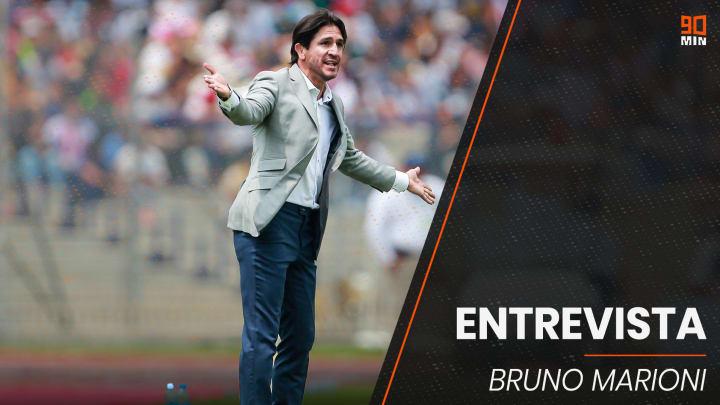 Bruno Marioni dejó su opinión sobre el presente de Independiente