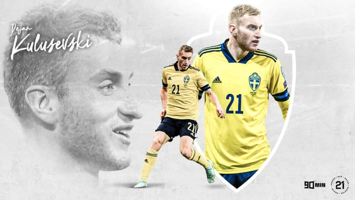 90min's Our 21: Juventus and Sweden's Dejan Kulusevski
