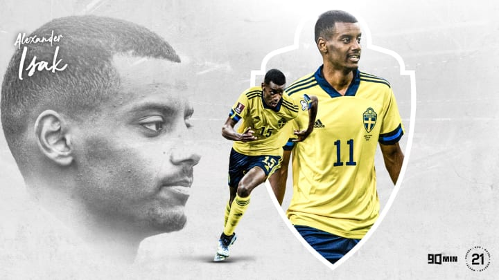 90min's Our 21: Real Sociedad and Sweden's Alexander Isak