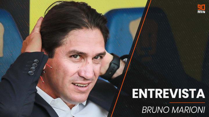 Entrevista exclusiva con Bruno Marioni