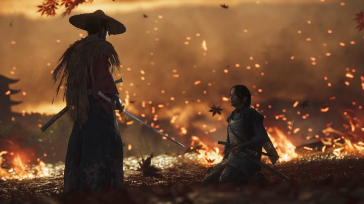 New Rivals mode is coming to Ghost of Tsushima