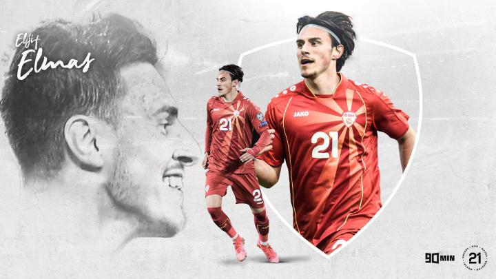 90min's Our 21: Napoli and North Macedonia's Eljif Elmas