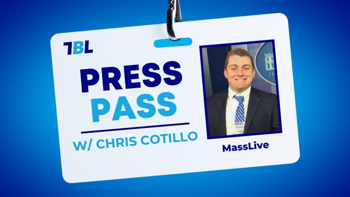 Chris Cotillo, MassLive