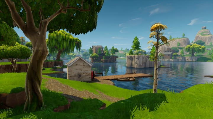 Underwater swimming may be on its way to Fortnite, per leaked animations.