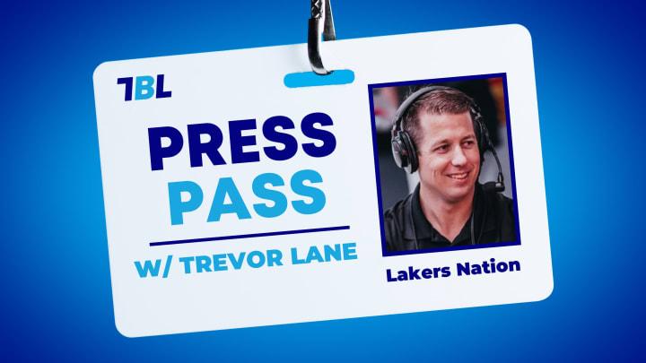 Trevor Lane