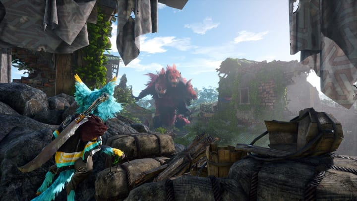 Biomutant players need to find Koko Pips and other pip varieties in order to tame mounts within the game.
