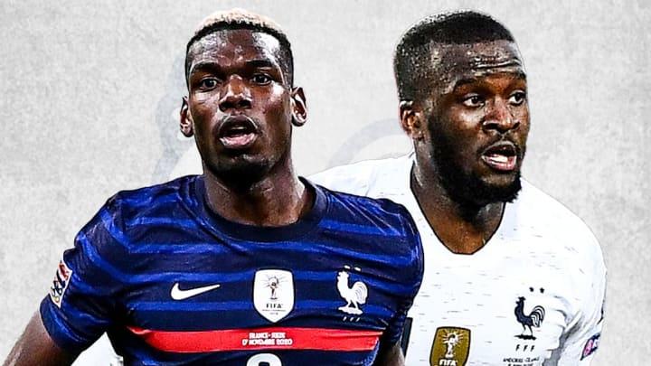Paul Pogba et Tanguy Ndombélé brillent en Premier League.