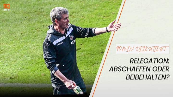 Mit der Relegation hat Friedhelm Funkel bereits seine Erfahrung gemacht
