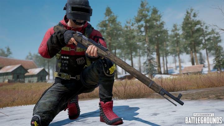 PUBG Mosin-Nagant: New Sniper Rifle Added in PUBG Update 7.1