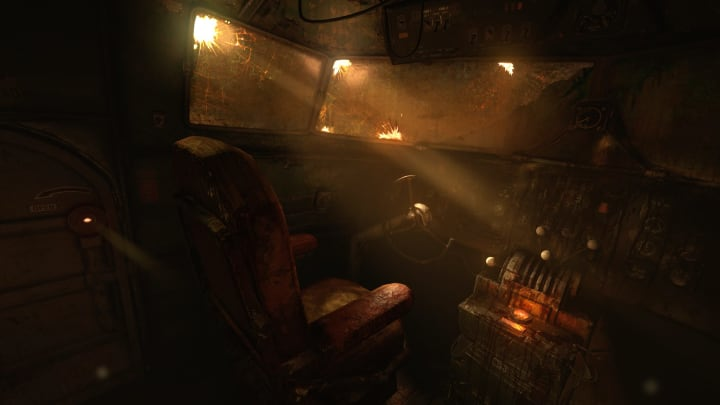 Amnesia: Rebirth hits digital storefronts Oct. 20.