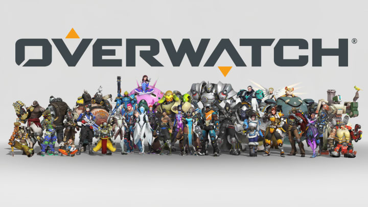 Overwatch competitive season 22 tier list of the best DPS heroes.
