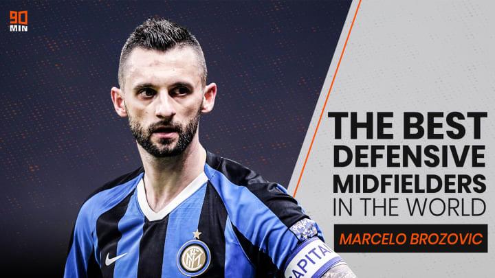 Inter midfielder Marcelo Brozovic