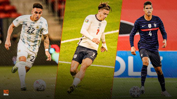 Lautaro, Grealish y Varane: de los jugadores más cotizados del mercado